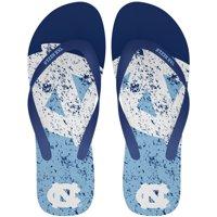 North Carolina Tar Heels Big Logo Flip Flop Sandals
