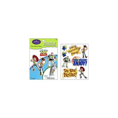 Toy Story Wall Decals Woody Buzz Jessie Room Decor Stickers