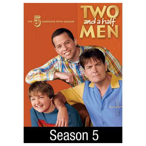 Two And A Half Men: Fish In A Drawer (Season 5: Ep.