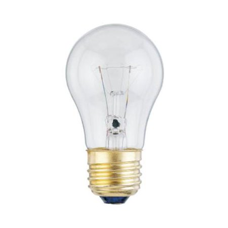 Westinghouse Lighting 04001 40-Watt Clear Appliance Light Bulb
