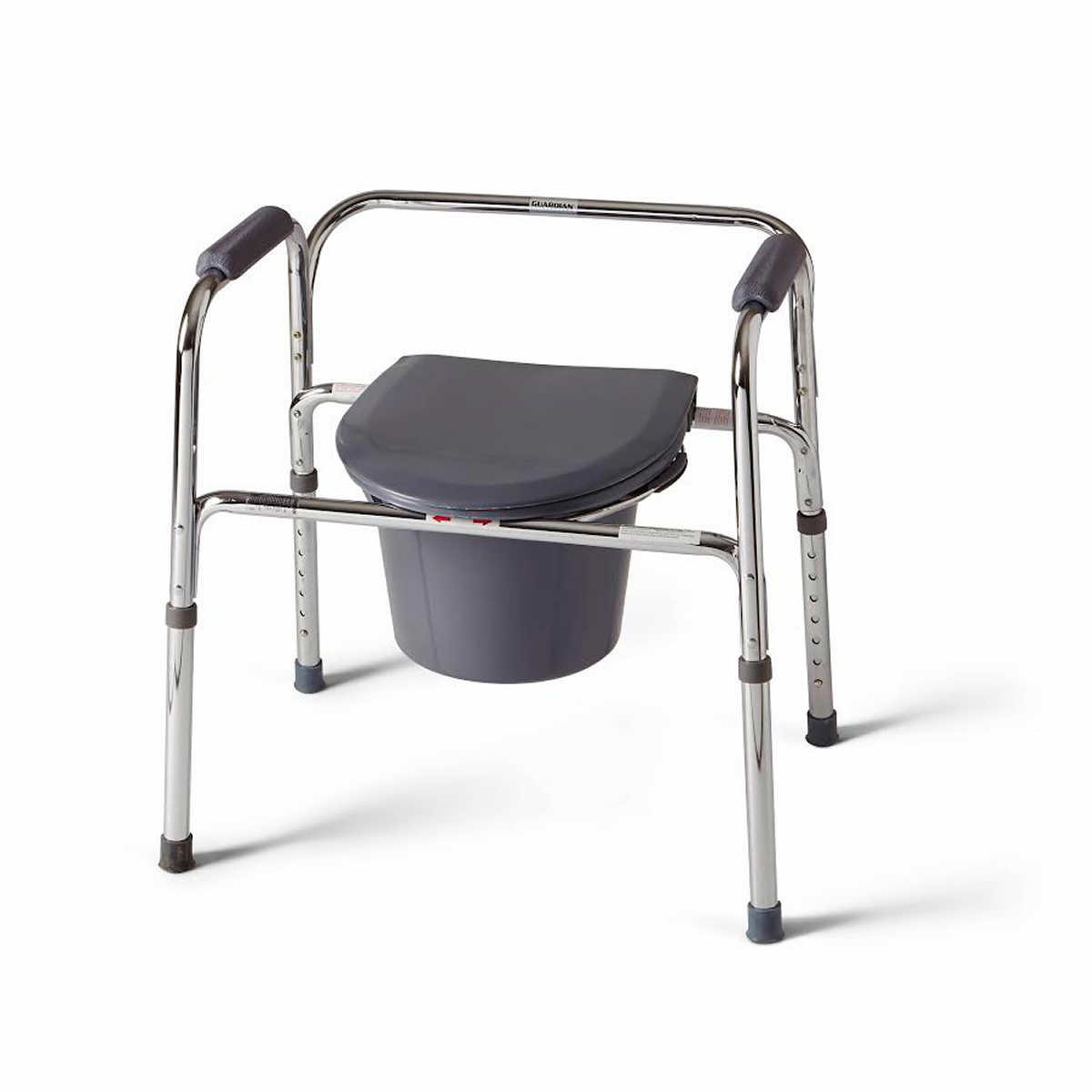Miraculous Medline Guardian 3 In 1 Steel Commode Walmart Canada Gmtry Best Dining Table And Chair Ideas Images Gmtryco