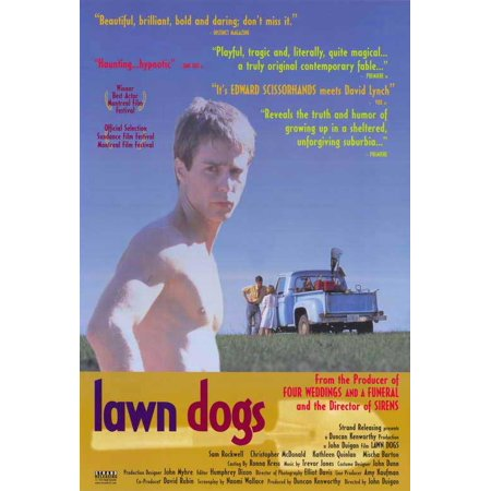 Lawn Dogs Poster Movie  27X40
