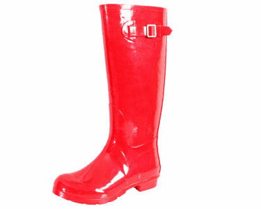 Nomad Hurricane II Rain Boot Red by Nomad