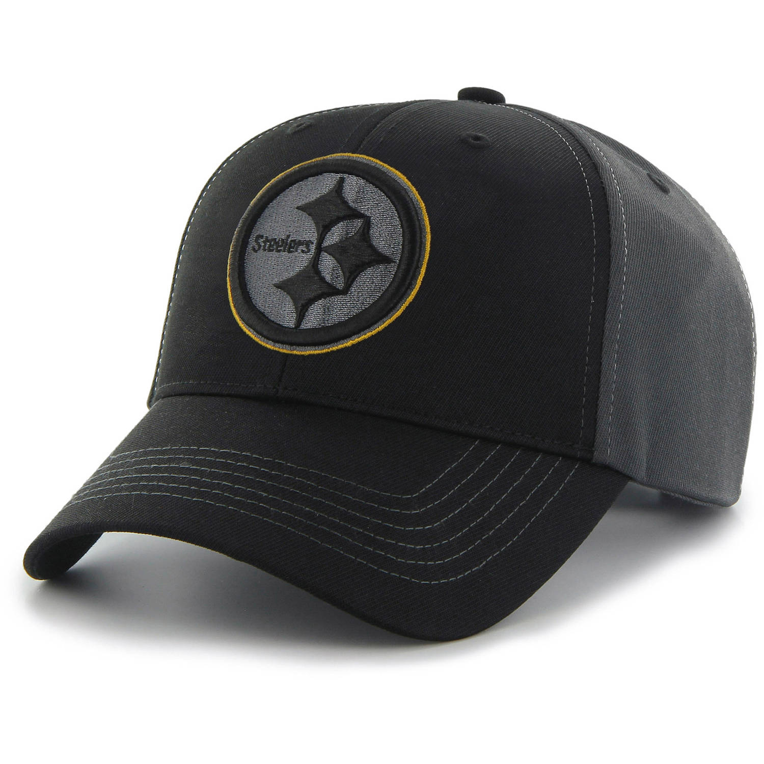 NFL Pittsburgh Steelers Mass Blackball Cap - Fan Favorite