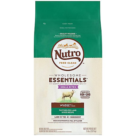 Nutro Wholesome Essential Lamb Small Dog Food - Wholesale Dog