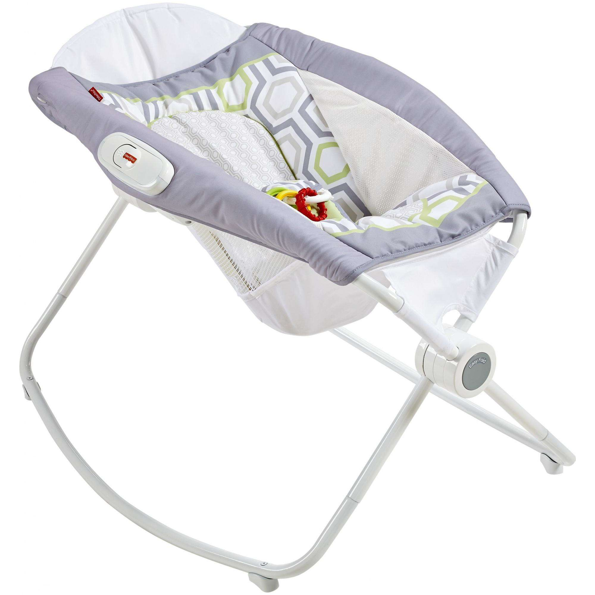 Fisher-Price Rock 'n Play Sleeper - Geo Meadow