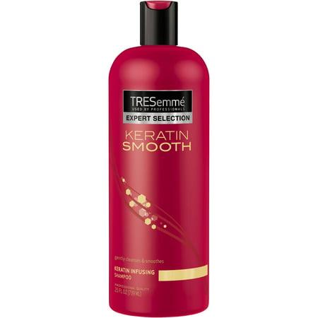 TRESemme Keratin Smooth Shampoo, 25 fl oz - Walmart.com