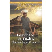 Counting on the Cowboy - eBook