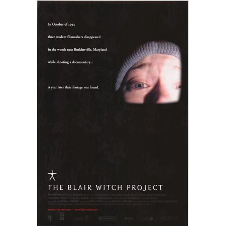 - The Blair Witch Project POSTER Movie C Mini Promo