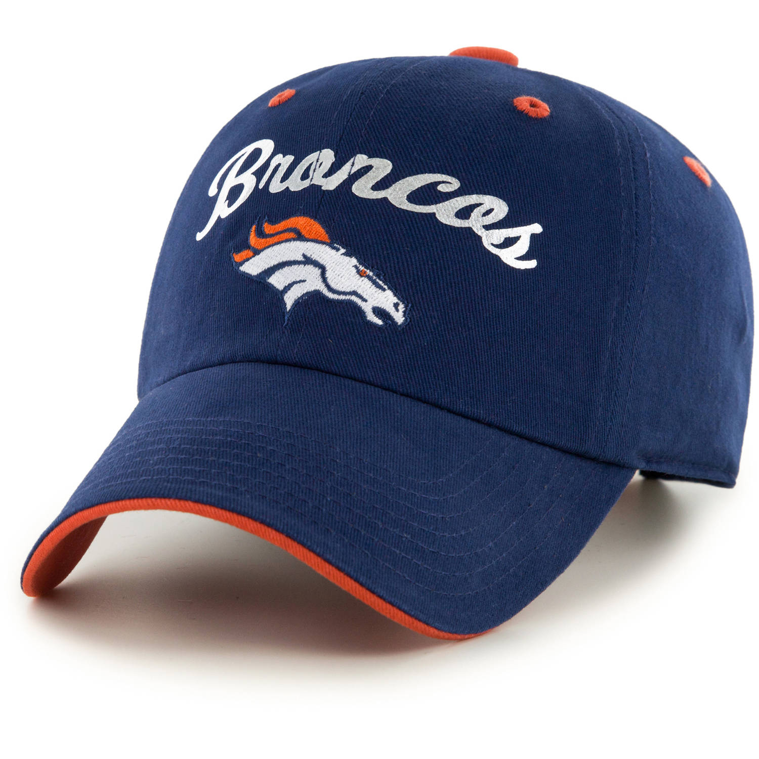 NFL Denver Broncos Mass Giselle Cap Fan Favorite by Overstock