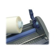 General Binding Corporation GBC3000052EZ Laminator Roll Film- Gloss- 12in.x100ft.- 5 mil- Clear