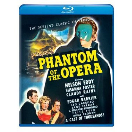 The Phantom Of The Opera (Blu-ray)](Phantom Of The Opera Halloween Decorations)