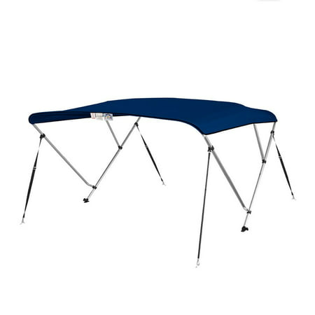 "Bimini Top Boat Cover 36"" High 3 Bow 6"