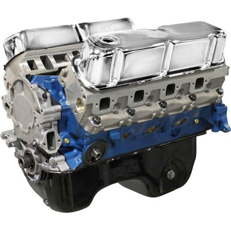 Blueprint Engines BP3060CT Crate Engine - SBF 306 390HP Base - Crate Bass