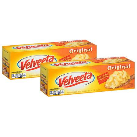 (2 Pack) Velveeta Original Cheese 32 oz. Box
