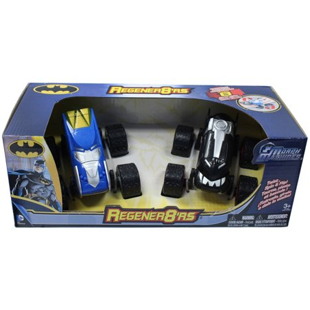 Regener8'rs Batman 2 Pack, Small Scale (Female Batman)