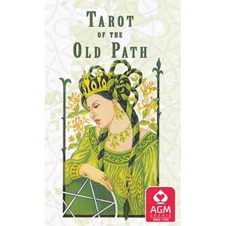 Party Games Accessories Halloween Séance Tarot Cards Tarot of the Old Path by Gainsford & RoDWay