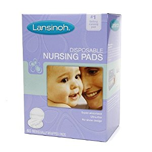 Lansinoh Nursing Pads, Disposable, 60 ct. ( Multi-Pack) by Lansinoh