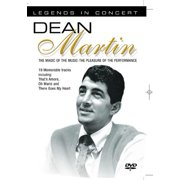 Dean Martin: Legends in Concert ( (DVD)) by