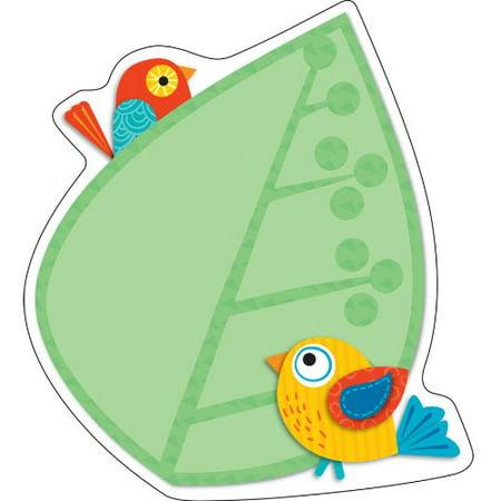 Carson Dellosa Boho Birds: Friends Notepad