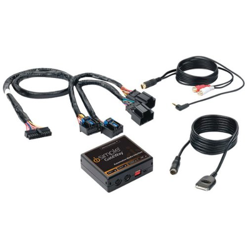 iSimple ISHY572 iPod Integration Interface Kit For 2007-2008 Hyundai