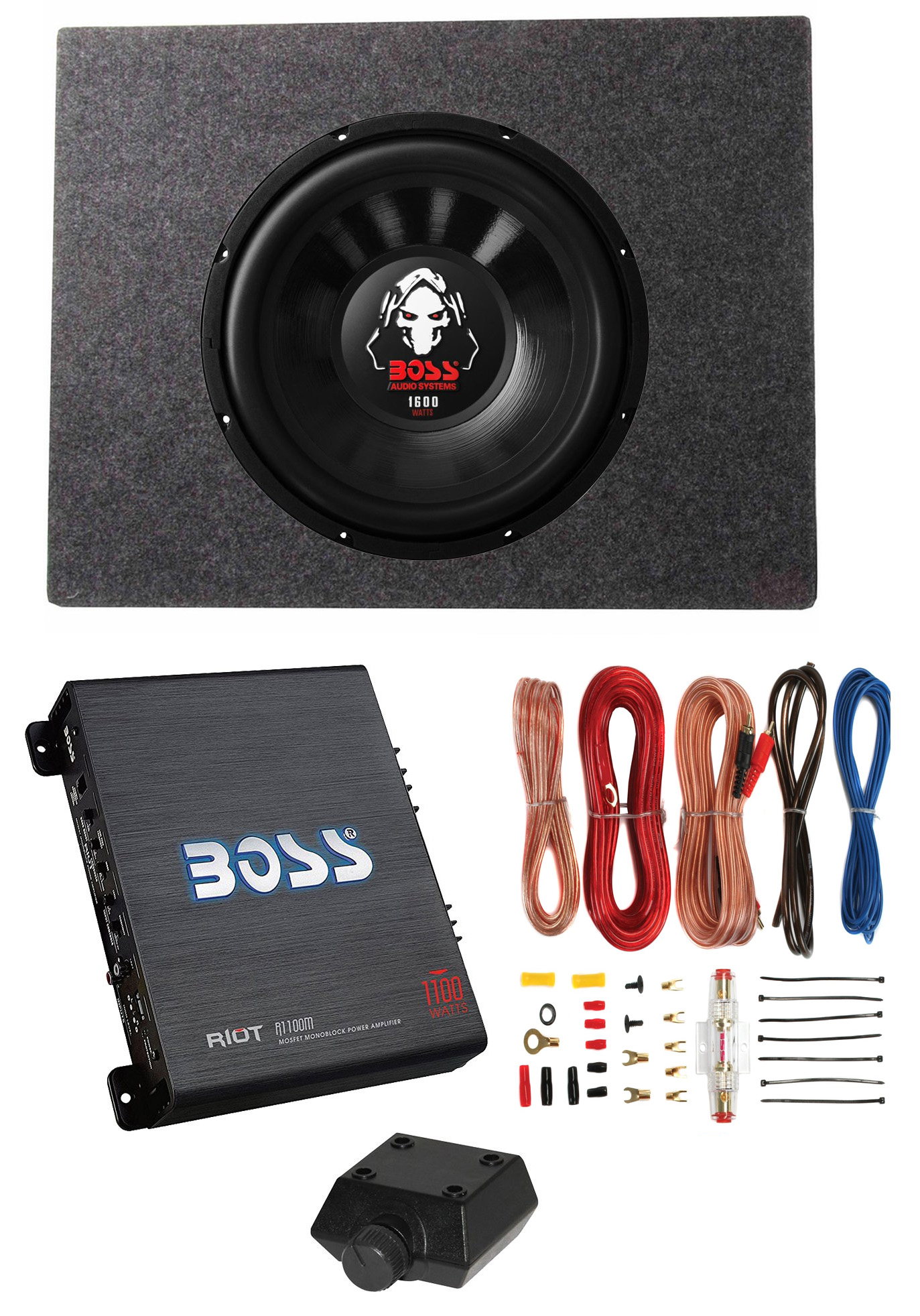 Boss Audio Subwoofer Wiring Diagram - Trusted Wiring Diagram