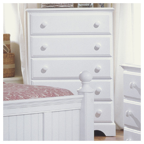 Carolina Furniture Works, Inc. Carolina Cottage 5 Drawer Chest