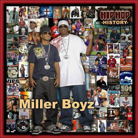 Hip Hop History - Hip Hop Halloween Playlist