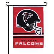 "Atlanta Falcons WinCraft 12"" x 18"" Double-Sided Garden Flag"