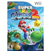 Super Mario Galaxy 2 - Nintendo Wii (Refurbished)