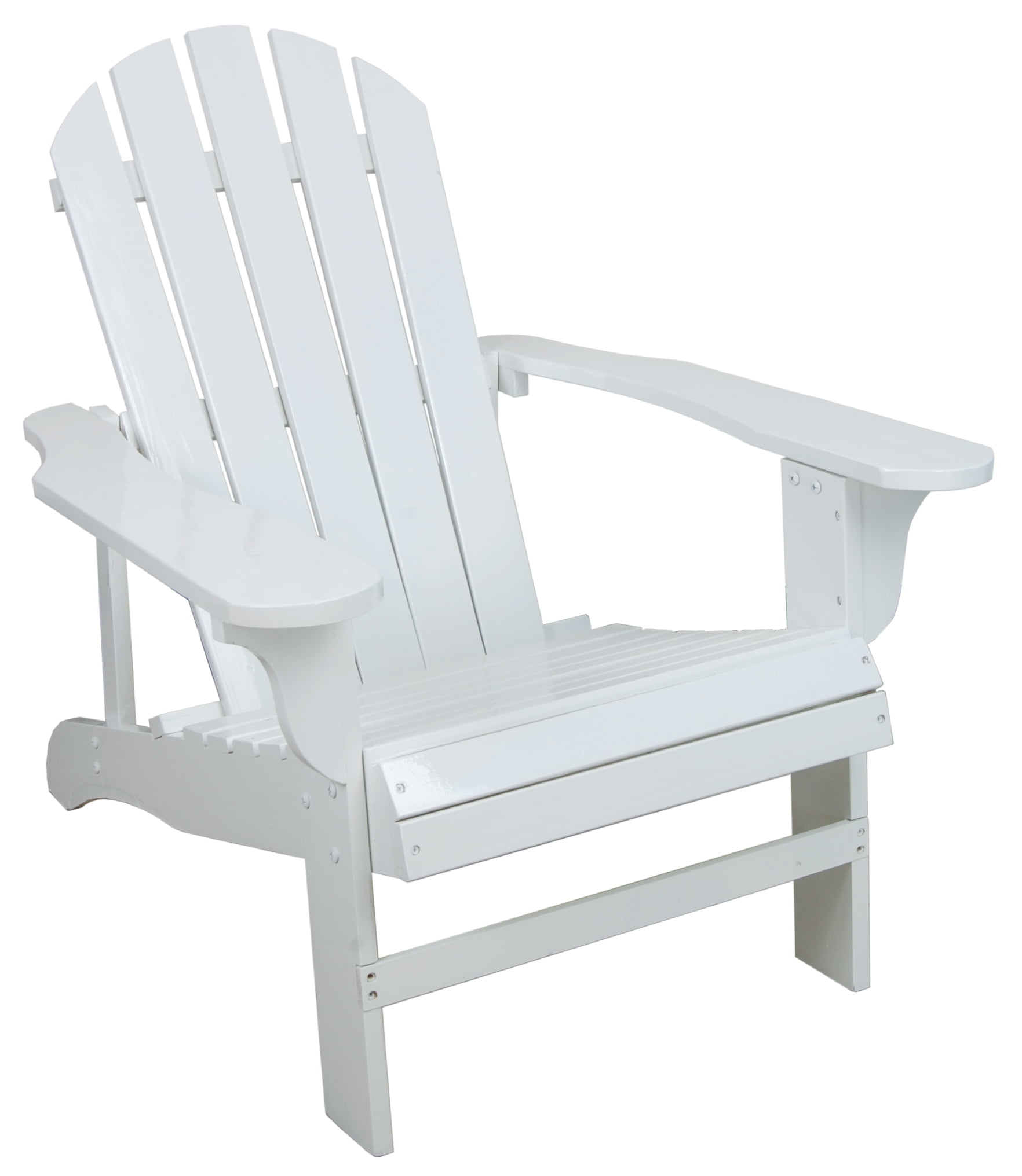 White Adirondack Chair by United General Supply CO., INC