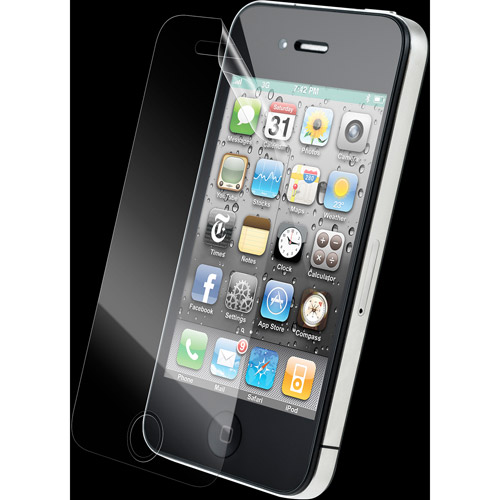 Zagg invisibleSHIELD for the Apple iPhone 4/4S, Screen Only