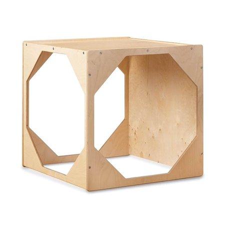 Jonti Craft Kydz Reading Hideaway Cube w Open Base ()