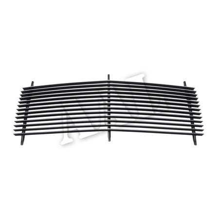Gmc Suburban Grill - AAL REPLACEMENT BILLET GRILLE / GRILL INSERT For 1992 1993 GMC SUBURBAN COMPOSITE PLASTIC LIGHTS 1PC UPPER REPLACEMENT