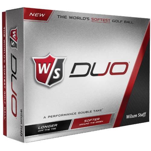 Wilson V Max Feel Duo Golf Ball
