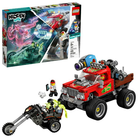 LEGO Hidden Side Augmented Reality (AR) El Fuego's Stunt Truck Model Set 70421 (428 Pieces)