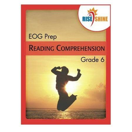 Rise   Shine Eog Prep Grade 6 Reading Comprehension