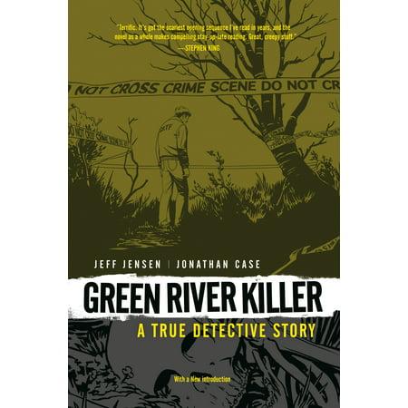Green River Killer (Second Edition) - Jeff The Killer Prank Halloween