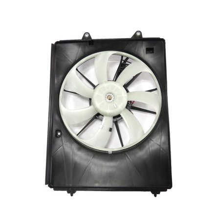 TYC 611490 Right Replacement Cooling Fan Assembly for Acura (Acura Mdx Check Engine Light Vtm 4)