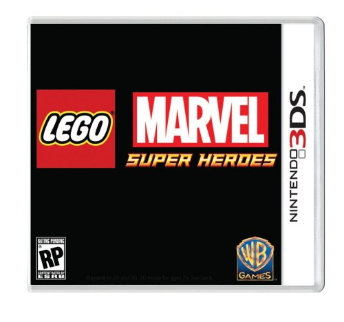 Wb Lego Marvel Super Heroes - Strategy Game - Cartridge - Nintendo 3ds (1000381364)