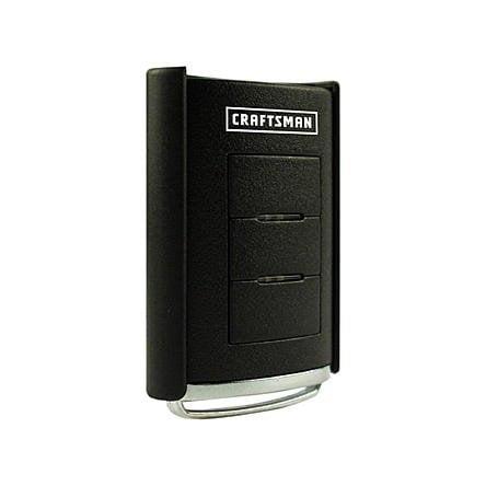 Sears Craftsman 3 button Garage Door Remote Series 100
