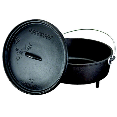 Camp Chef 6-Quart Classic Dutch Oven