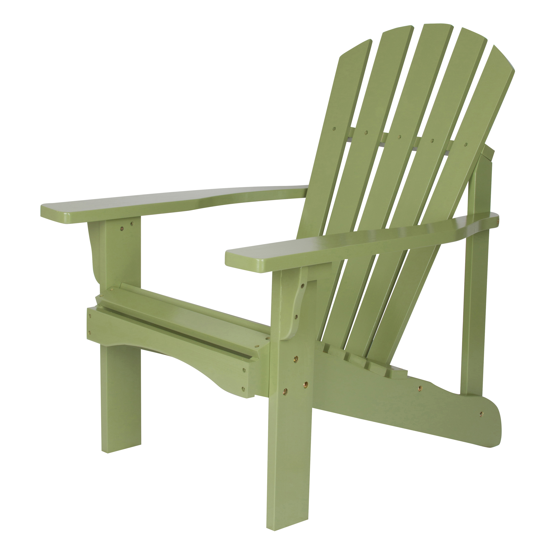 Shine Company Rockport Adirondack Chair - Leap Frog