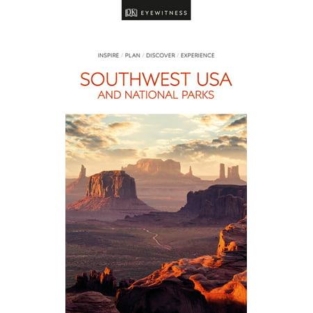 DK Eyewitness Southwest USA and National Parks - eBook ()