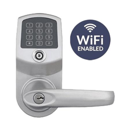 Lockstate Remotelock Ls 6I Wifi Enabled Keyless Door Lock
