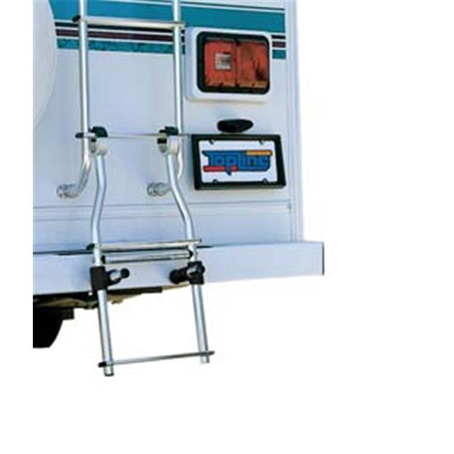 Top Line AL1900 Universal Mini Assist Ladder For Elliptical & Flat Step