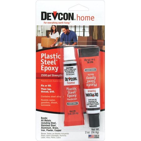 Devcon 52345 General-Purpose Epoxy, 1 oz Tube