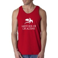 New Way 691 - Men's Tank-Top Mother Of Dragons Game Of Thrones Targaryen