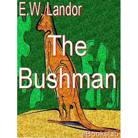 Bushman Head (The Bushman - eBook)