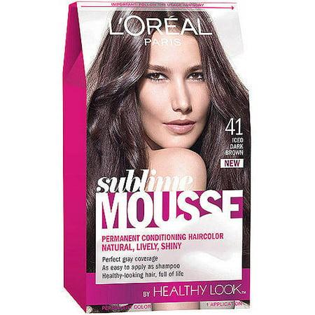 Loreal Loreal Healthy Look Sublime Mousse Permanent Haircolor, 1 ea ...